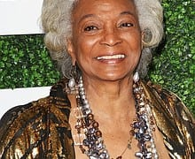 Nichelle Nichols I'm a Fighter