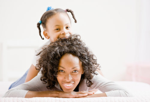 racial discrimination during childhood